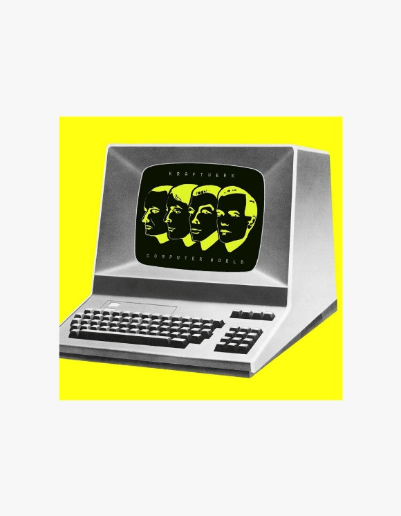 HEIGHTS. Kraftwerk ‎– Computer World | HEIGHTS. | 하이츠 온라인 스토어
