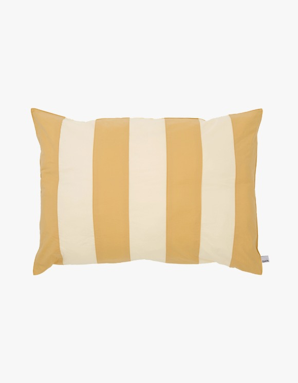 GATA Pappardelle Pillow Case - Yellow | HEIGHTS. | 하이츠 온라인 스토어