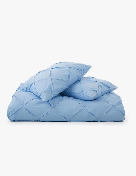 GATA Pinch Duvet Cover - Sky Blue | HEIGHTS. | 하이츠 온라인 스토어