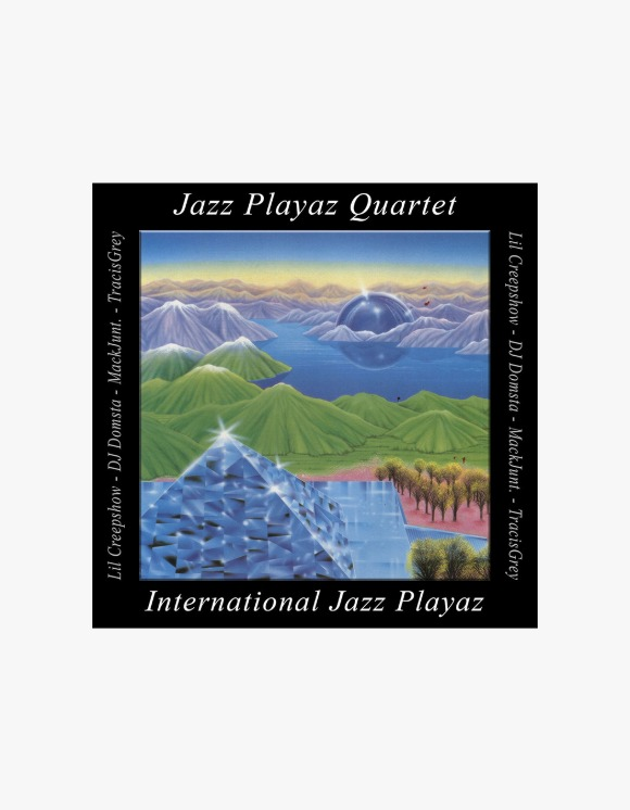 HEIGHTS. Internaional Jazz Playaz - Jazz Playaz Quartet | HEIGHTS. | 하이츠 온라인 스토어