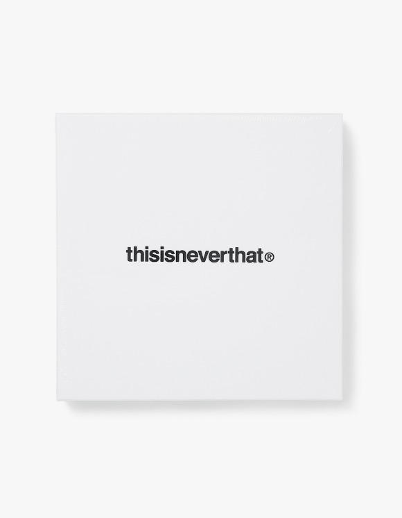 thisisneverthat Thisisneverthat : 2010 TEN YEARS 2020 / Records Tee | HEIGHTS. | 하이츠 온라인 스토어
