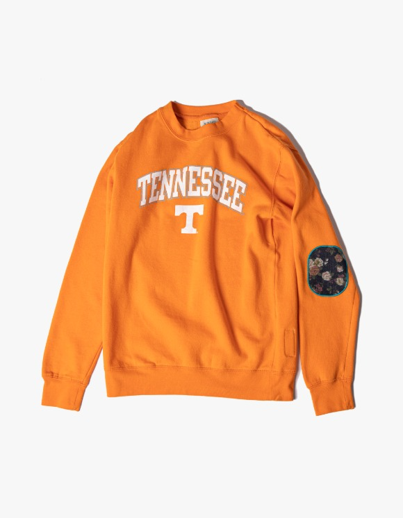 ANG JM Crewneck B #9 - Orange | HEIGHTS. | 하이츠 온라인 스토어