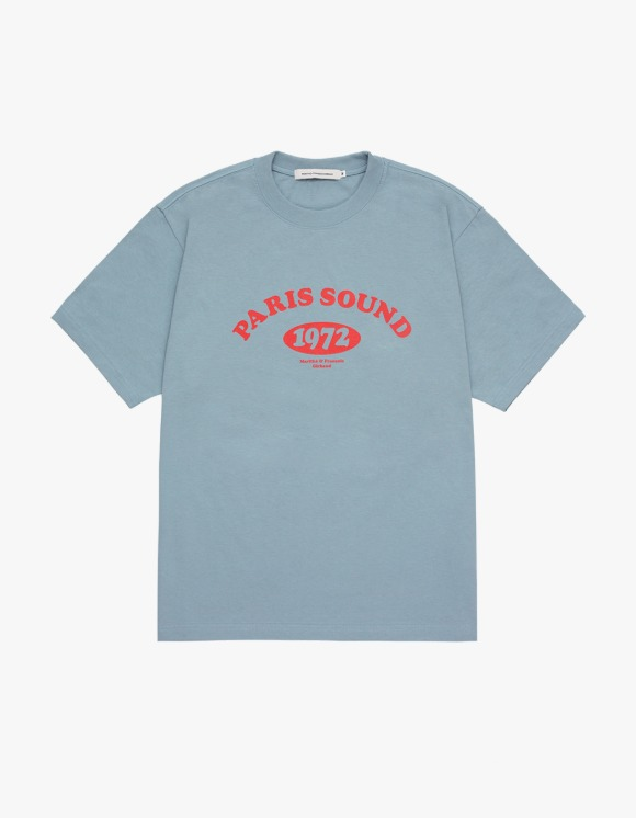 Marith+Franois Girbaud MARITHE SOUND TEE mint blue | HEIGHTS. | 하이츠 온라인 스토어