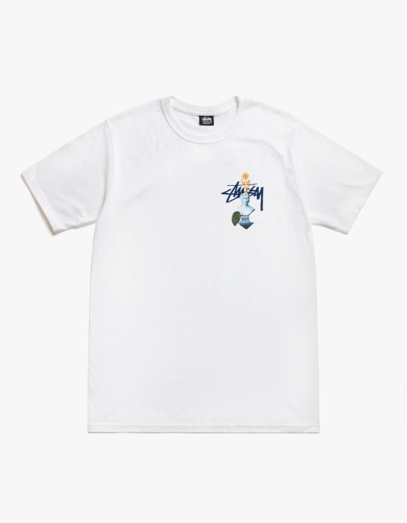 Stussy Psychedelic Tee - White | HEIGHTS. | 하이츠 온라인 스토어