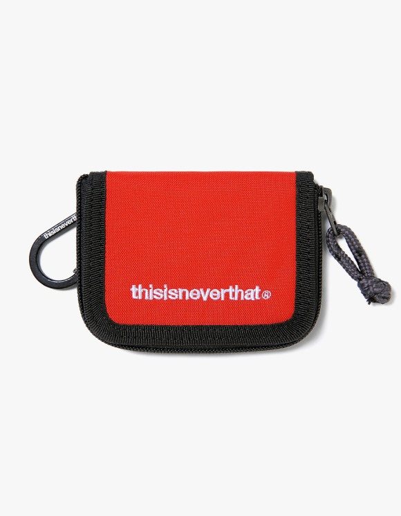 thisisneverthat CA90 Wallet - Red | HEIGHTS. | 하이츠 온라인 스토어