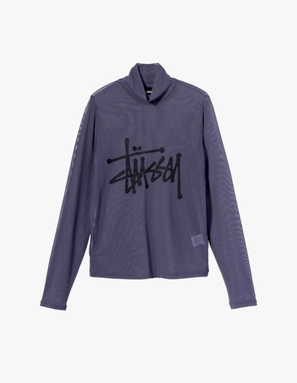 Stussy Layer L/S Tee - Ink | HEIGHTS. | 하이츠 온라인 스토어