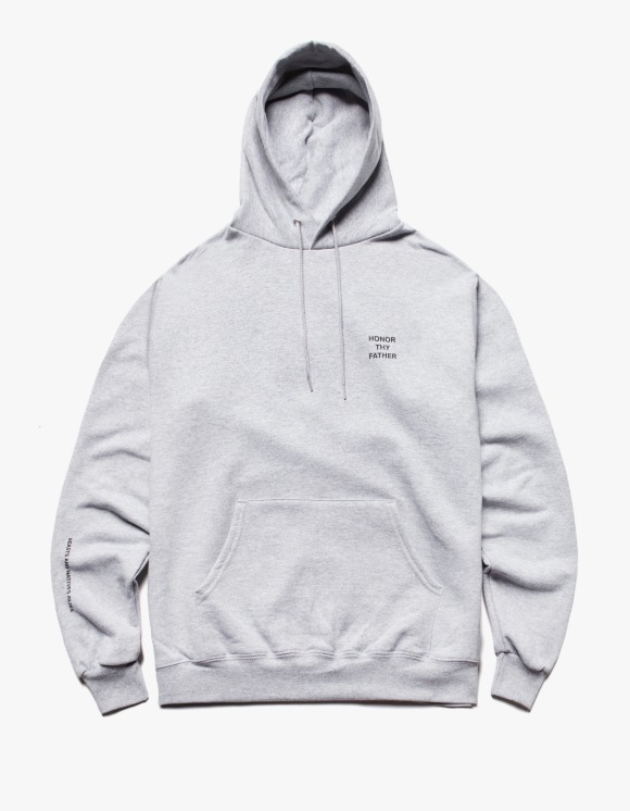 Beasts And Natives Alike FATHER Hoodie - Grey | HEIGHTS. | 하이츠 온라인 스토어
