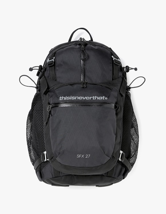 thisisneverthat SFX 27 Backpack - Black | HEIGHTS. | 하이츠 온라인 스토어