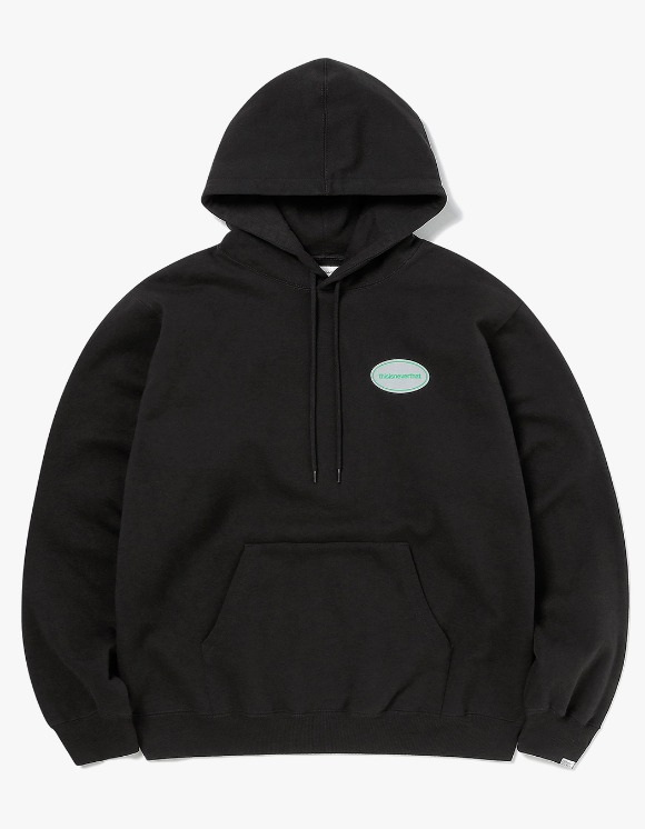 thisisneverthat E/T-Logo Hooded Sweatshirt - Black | HEIGHTS. | 하이츠 온라인 스토어