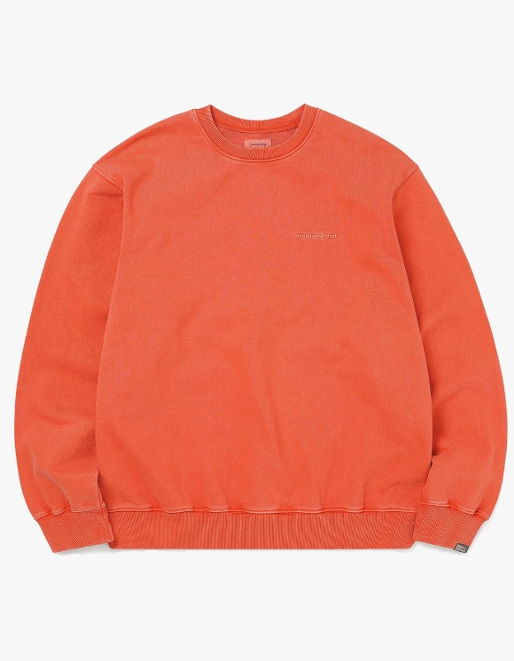 thisisneverthat Small T-Logo Crewneck - Red | HEIGHTS. | 하이츠 온라인 스토어
