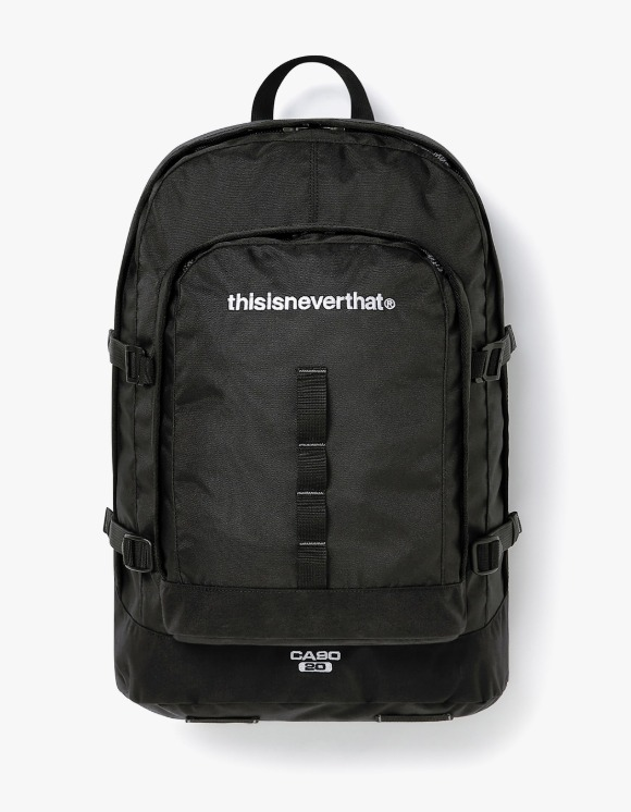 thisisneverthat CA90 20 Daypack - Black | HEIGHTS. | 하이츠 온라인 스토어