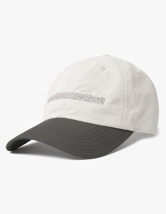 thisisneverthat SUPPLEX® ESP-Logo Cap - Stone | HEIGHTS. | 하이츠 온라인 스토어