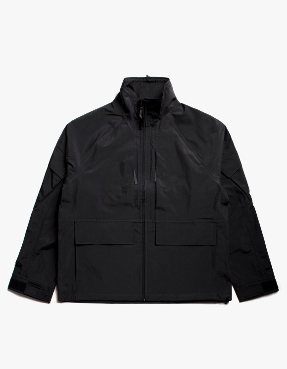 Stussy Apex Shell Jacket - Black | HEIGHTS. | 하이츠 온라인 스토어
