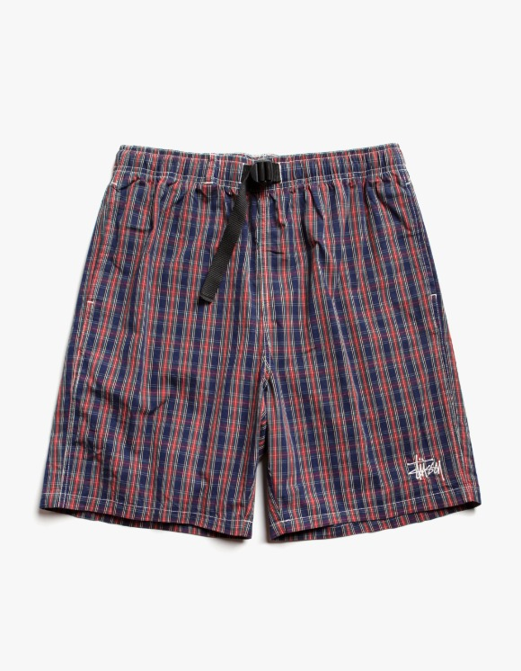Stussy Brushed Cotton Mountain Short - Plaid | HEIGHTS. | 하이츠 온라인 스토어