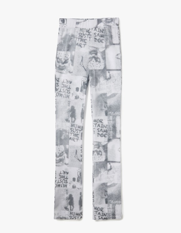 s/e/o Good Humor Leggings - White/Black | HEIGHTS. | 하이츠 온라인 스토어