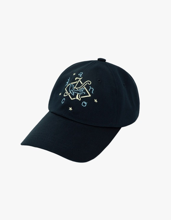 KANCO KANCO GRAPHIC CAP navy | HEIGHTS. | 하이츠 온라인 스토어