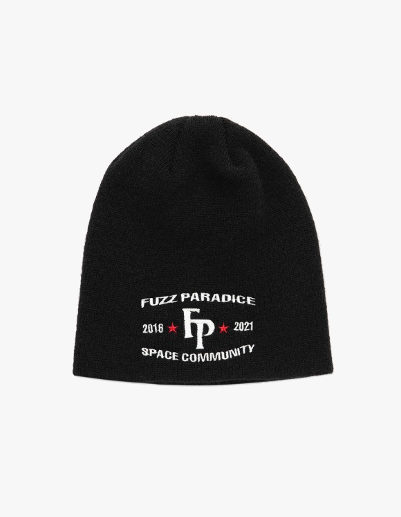 Fuzz FUZZ CHAMPION BEANIE black | HEIGHTS. | 하이츠 온라인 스토어