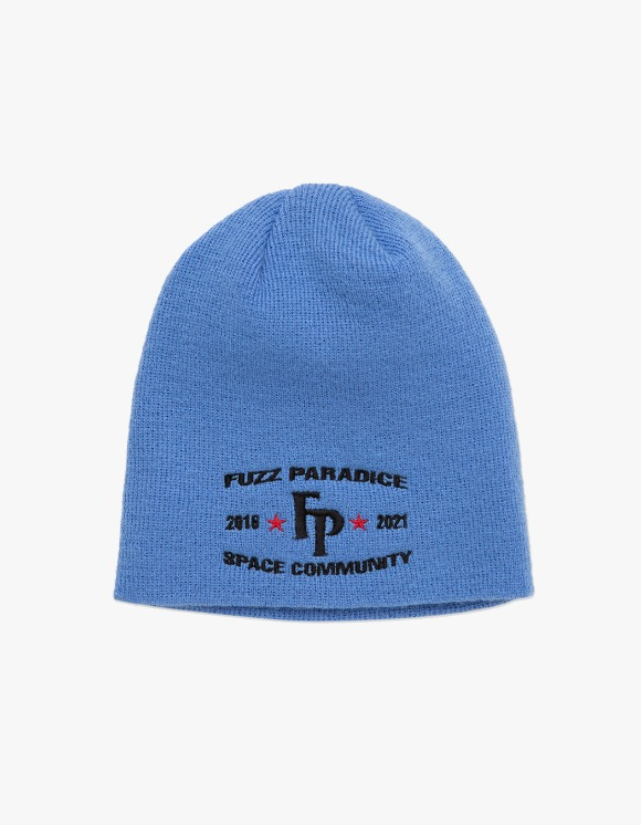 Fuzz FUZZ CHAMPION BEANIE blue | HEIGHTS. | 하이츠 온라인 스토어