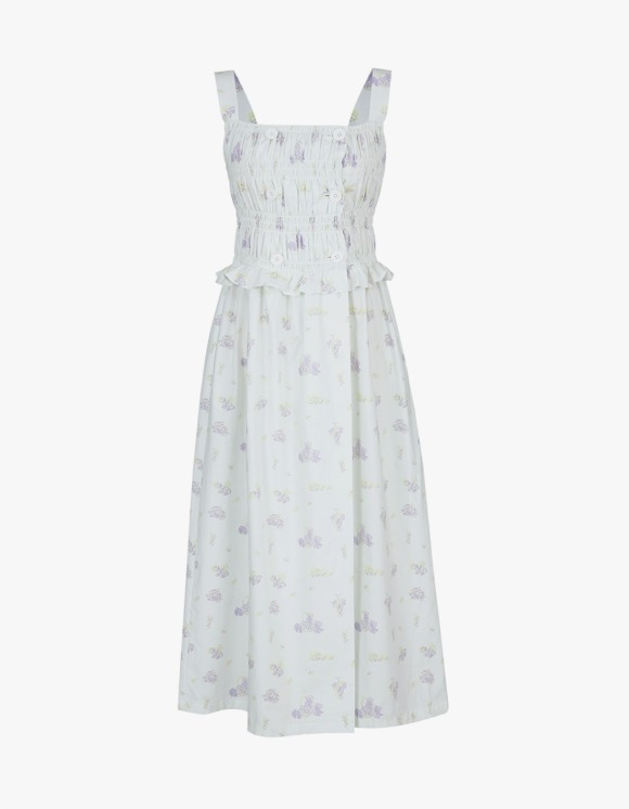 Margarin Fingers Muscat Dress - White | HEIGHTS. | 하이츠 온라인 스토어