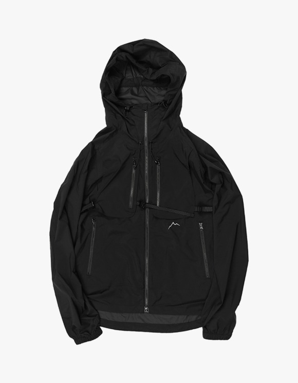 Cayl Buckle Wind Jacket - Black | HEIGHTS. | 하이츠 온라인 스토어