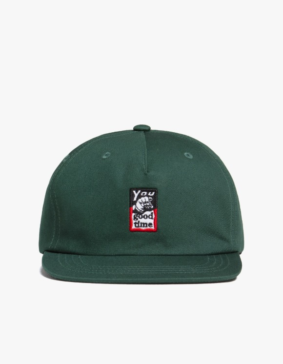 have a good time You Good Time 5 Panel Cap - Green | HEIGHTS. | 하이츠 온라인 스토어