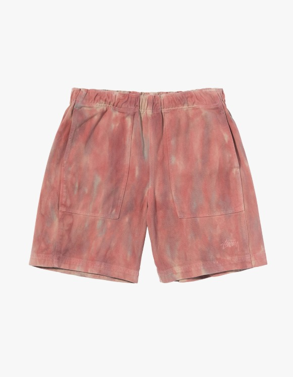 Stussy Dyed Easy Short - Rust | HEIGHTS. | 하이츠 온라인 스토어