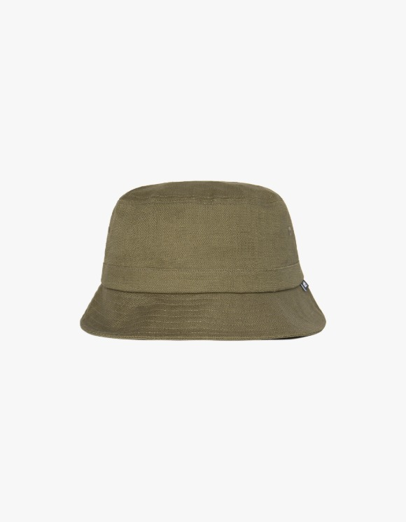 Victoria Hong Kong Dobby Buckle Hat - Olive | HEIGHTS. | 하이츠 온라인 스토어