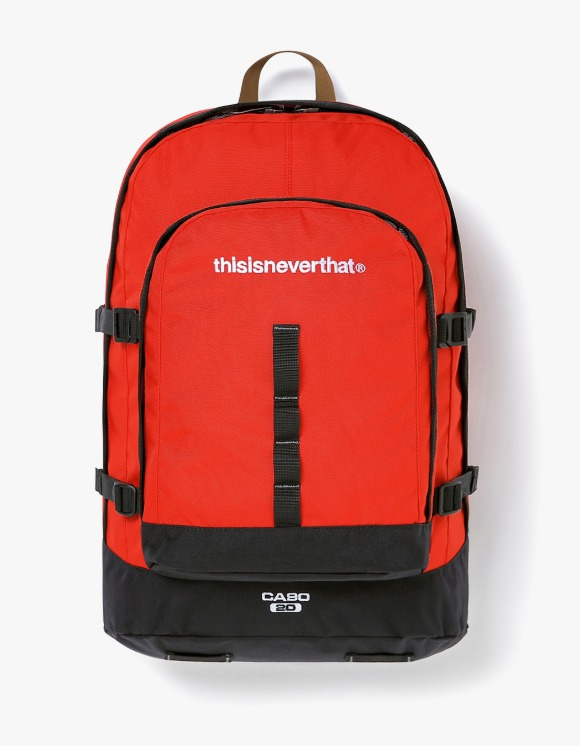 thisisneverthat CA90 20 Daypack - Red | HEIGHTS. | 하이츠 온라인 스토어