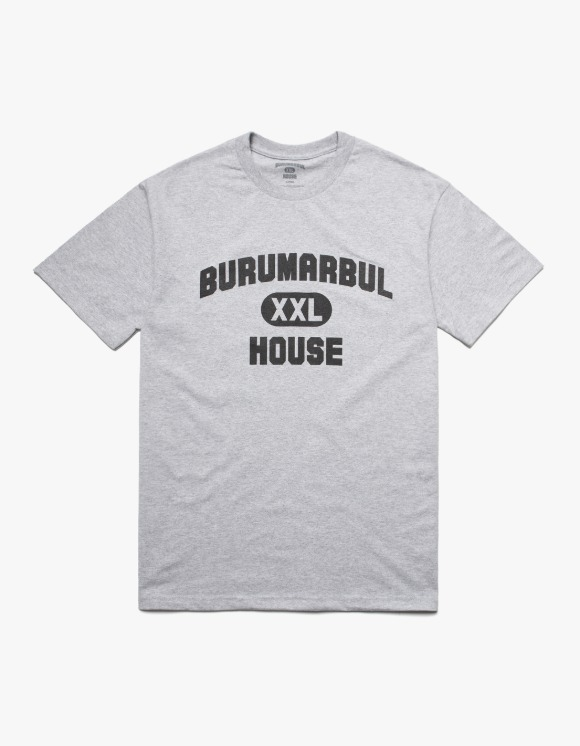 BHXXL Burumarbul XXL S/S Tee - Grey | HEIGHTS. | 하이츠 온라인 스토어