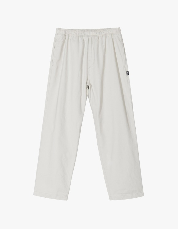 Stussy Brushed Beach Pant - Bone | HEIGHTS. | 하이츠 온라인 스토어