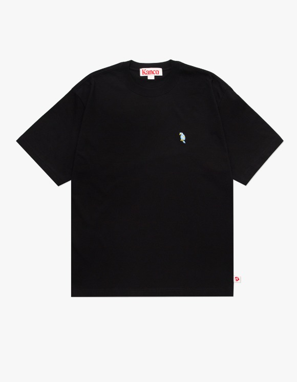 KANCO KANCO FULL LOGO TEE black | HEIGHTS. | 하이츠 온라인 스토어