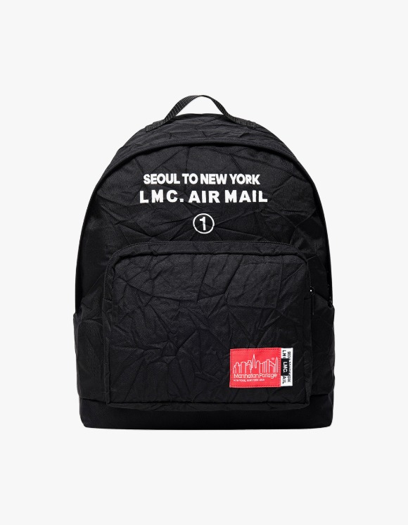 LMC LMC X MANHATTAN PORTAGE BIG APPLE BACKPACK (LG) black | HEIGHTS. | 하이츠 온라인 스토어