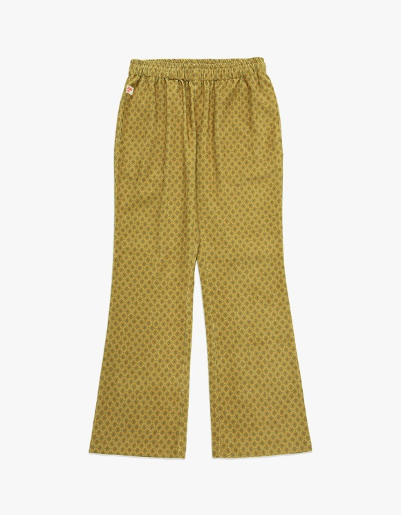 KANCO KANCO BELL PANTS mustard | HEIGHTS. | 하이츠 온라인 스토어