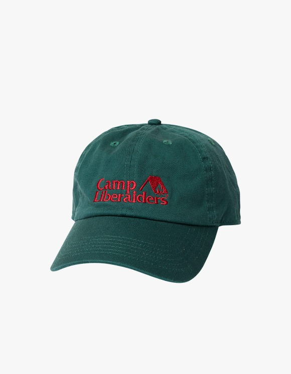 Liberaiders Camp Liberaiders 6 panel Cap - Green | HEIGHTS. | 하이츠 온라인 스토어