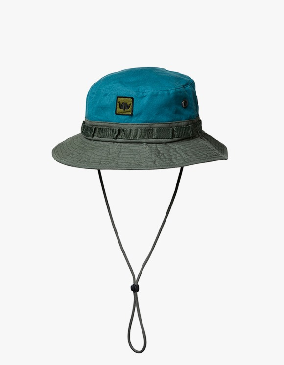 Liberaiders Washed Canvas Jungle Hat - Green | HEIGHTS. | 하이츠 온라인 스토어