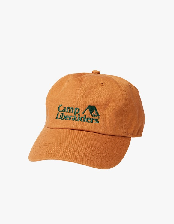 Liberaiders Camp Liberaiders 6 panel Cap - Brown | HEIGHTS. | 하이츠 온라인 스토어