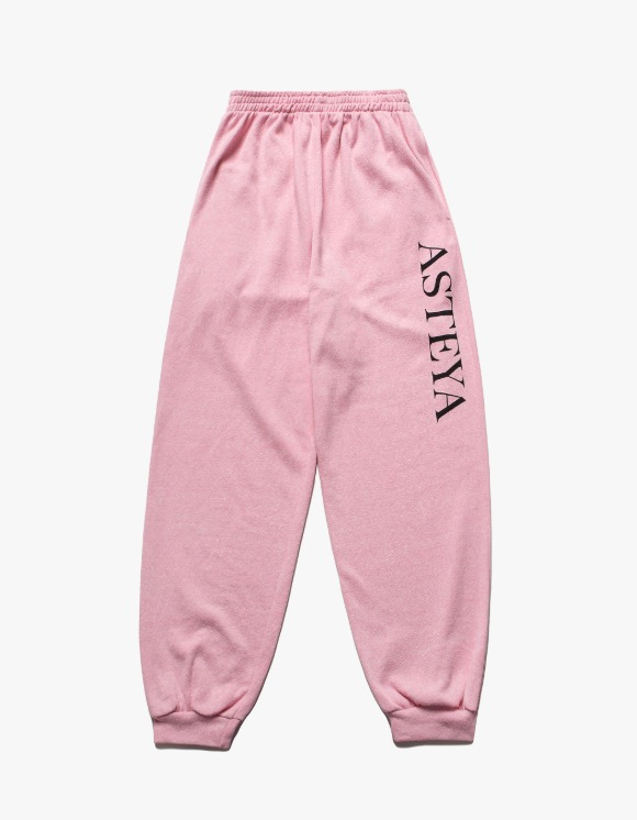 Heights. x s/e/o ASTEYA Jogger Pants - Pink | HEIGHTS. | 하이츠 온라인 스토어