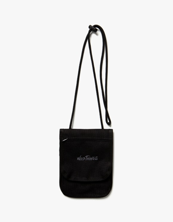 Wild Things Travel Pouch - Black | HEIGHTS. | 하이츠 온라인 스토어