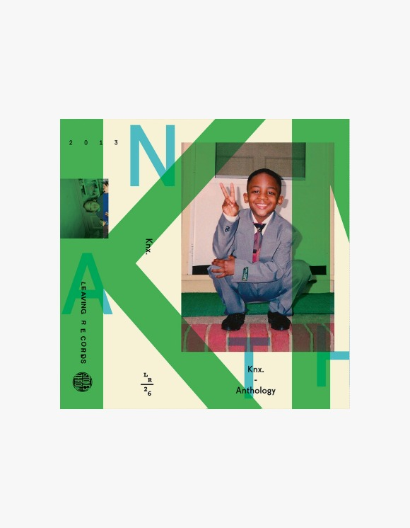 Stones Throw Records Knxwledge - Anthology | HEIGHTS. | 하이츠 온라인 스토어