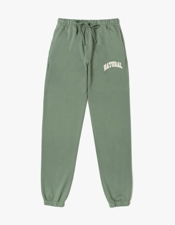 Museum Peace & Quiet Natural Sweatpants - Sage | HEIGHTS. | 하이츠 온라인 스토어