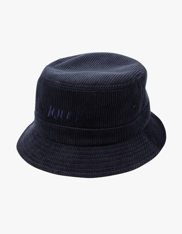 VMC 1Q87 Corduroy Bucket Hat - Navy | HEIGHTS. | 하이츠 온라인 스토어