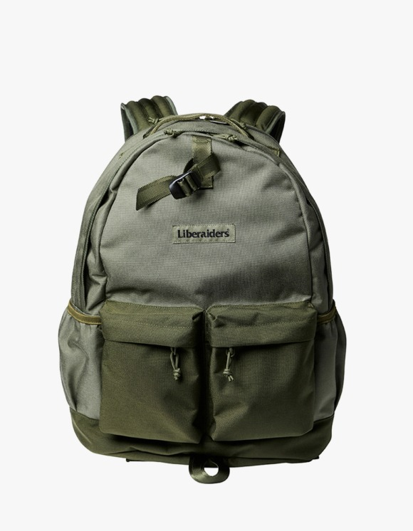 Liberaiders TRAVELIN' Soldier Backpack II - Olive | HEIGHTS. | 하이츠 온라인 스토어