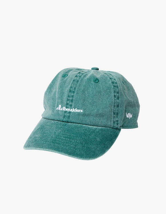 Liberaiders Overdyed 6 panel Cap - Green | HEIGHTS. | 하이츠 온라인 스토어