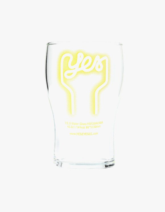 yeseyesee Y.E.S Water Glass - Yellow | HEIGHTS. | 하이츠 온라인 스토어