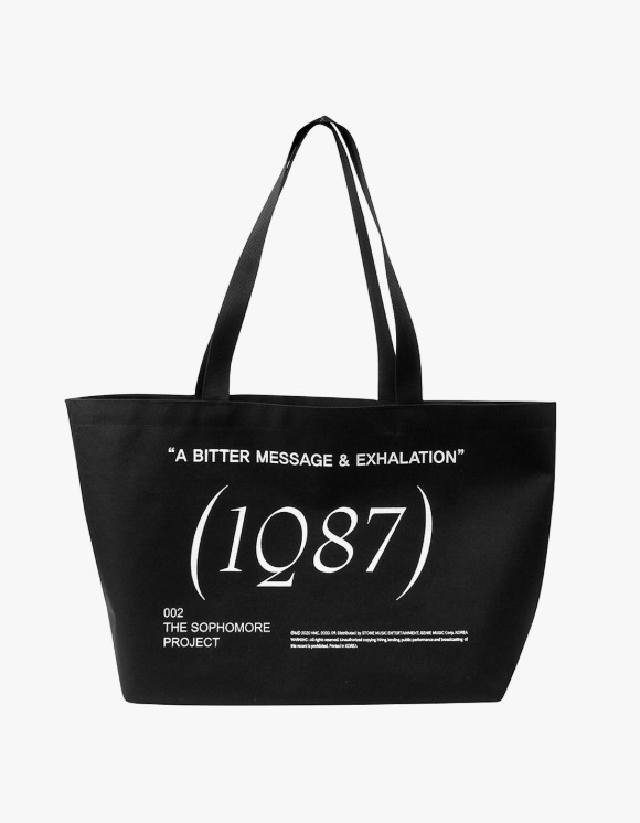 VMC 1Q87 Cordura Eco Bag - Black | HEIGHTS. | 하이츠 온라인 스토어