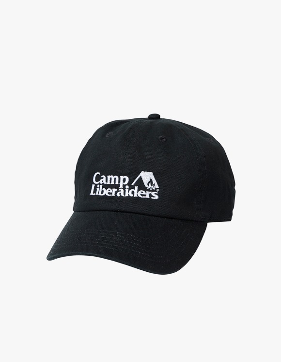 Liberaiders Camp Liberaiders 6 panel Cap - Black | HEIGHTS. | 하이츠 온라인 스토어