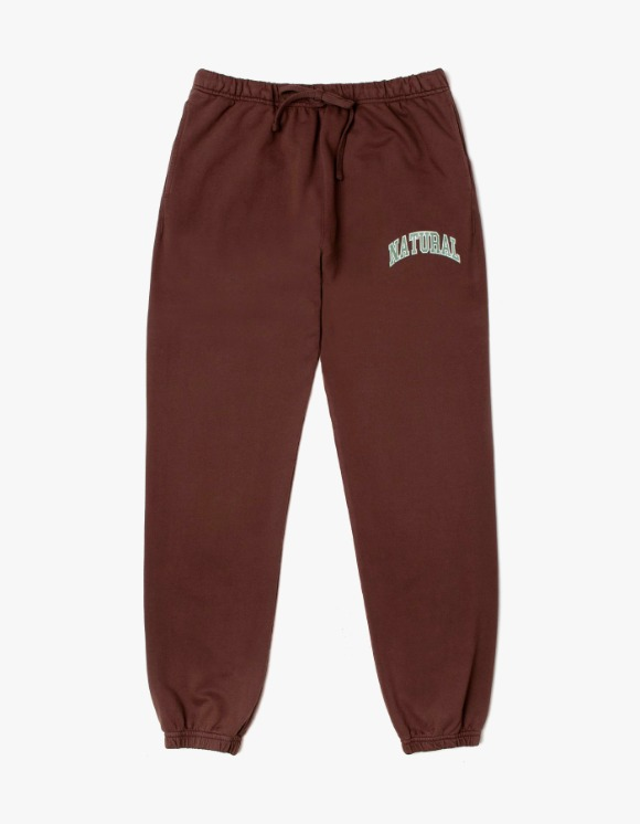 Museum Peace & Quiet Natural Sweatpants - Brown | HEIGHTS. | 하이츠 온라인 스토어