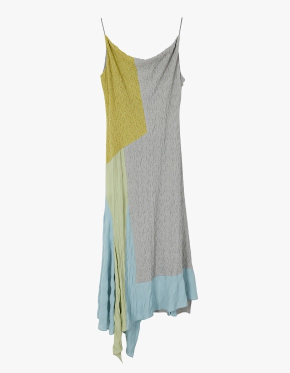 Andersson Bell Gabriel Cowl Neck Dress - Green | HEIGHTS. | 하이츠 온라인 스토어