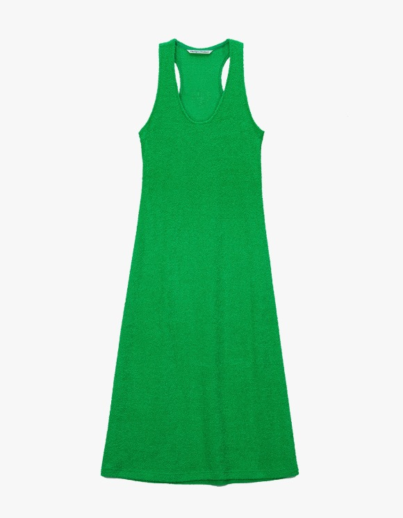 TheOpen Product Terry Sleeveless Dress - Green | HEIGHTS. | 하이츠 온라인 스토어